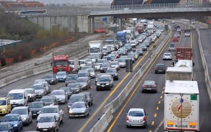 A1, incidente tra mezzi pesanti: traffico bloccato in area Firenze