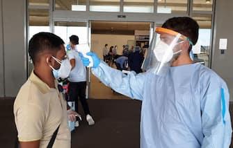 coronavirus contagi