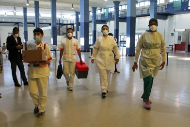 Coronavirus Roma, positivi 5 passeggeri sbarcati da volo Qatar ieri