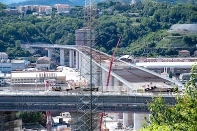 """Ponte di Genova, la ministra De Micheli: """"Sarà gestito da Autostrade"""""""