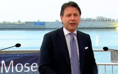 "Mose, primo test paratoie in Laguna Venezia, Conte: ""Va completato"""