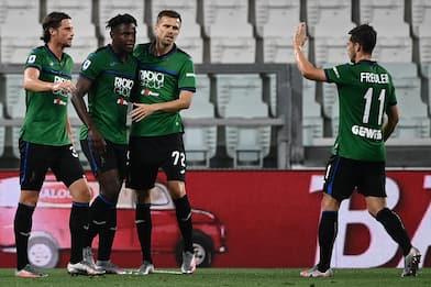Juventus-Atalanta 0-1: risultato e diretta della partita di serie A