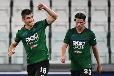 Juventus-Atalanta 1-2: risultato e diretta della partita di serie A