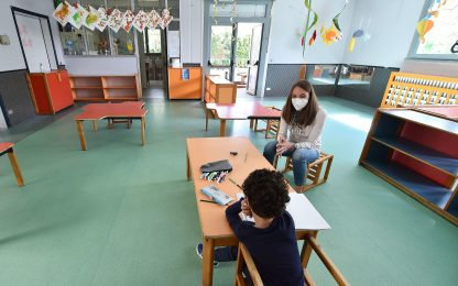 Covid-19 in GB, scuole sicure e nessun contagio prof-alunno: lo studio