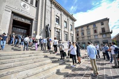 Coronavirus, oggi a Bergamo il Denuncia Day. FOTO