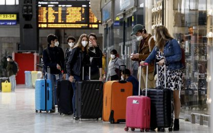Treni, guasto a Santhià: disagi sulla Torino-Milano