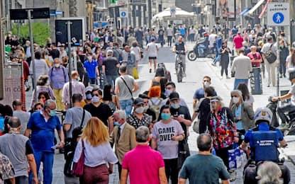 Istat, in 5 anni -551mila residenti. Minimo storico di nascite