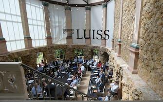 Luiss (Luigi Mistrulli/Fotogramma, Roma - 2019-06-07) p.s. la foto e' utilizzabile nel rispetto del contesto in cui e' stata scattata, e senza intento diffamatorio del decoro delle persone rappresentate
