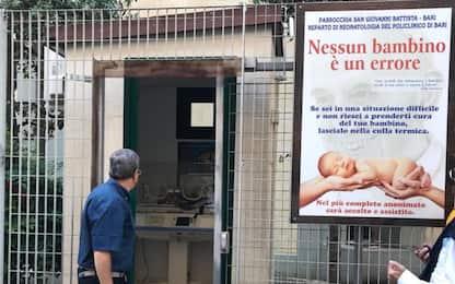 """Bari, genitori lasciano neonato alla chiesa: """"Lo ameremo per sempre"""""""