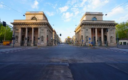 Milano e il Lockdown, la mostra fotografica di Mauro Parmesani. FOTO
