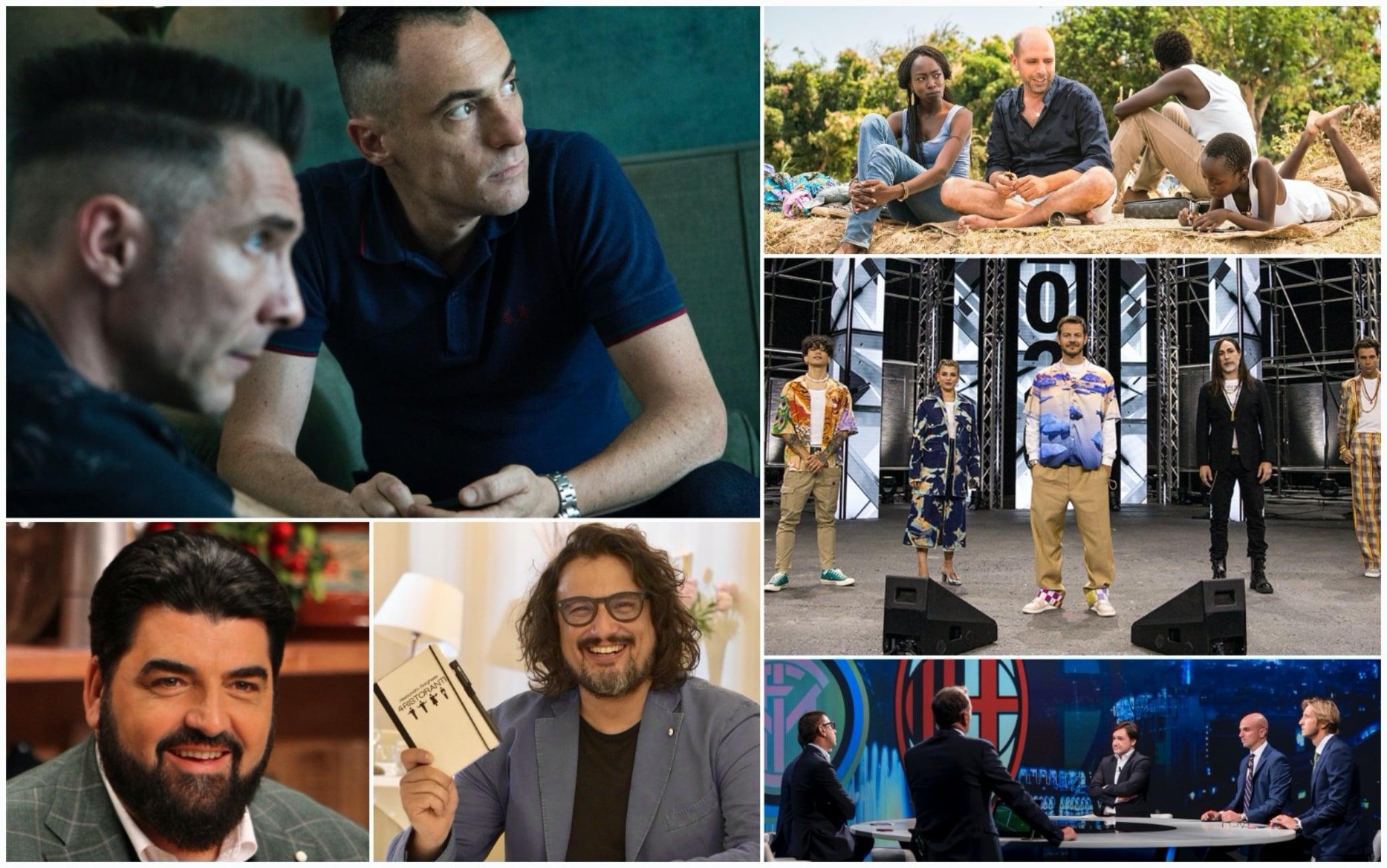 Sky Upfront: i programmi della stagione 2020/2021