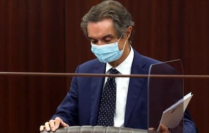 """Inchiesta DiaSorin, Fontana: """"Non sono minimamente preoccupato"""""""
