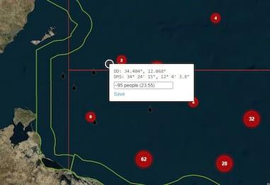 Migranti, due barche con 140 persone in difficoltà nel Mediterraneo