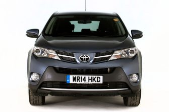 2014 Toyota RAV4. (Photo by National Motor Museum/Heritage Images via Getty Images)