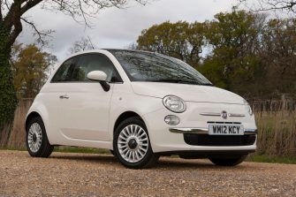 2012 Fiat 500. (Photo by National Motor Museum/Heritage Images via Getty Images)