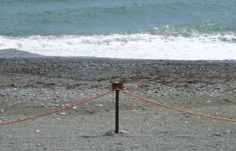 COGOLETO, ITALY - JUNE 10: A general view of the beach on June 10, 2020 in Cogoleto, Italy. The beaches in Liguria are reopened but still remain almost empty. The whole country is returning to normality after more than two months of a nationwide lockdown meant to curb the spread of Covid-19. (Photo by Vittorio Zunino Celotto/Getty Images)