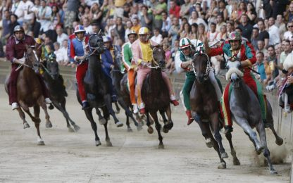 Siena, Palio dell'Assunta: la storia della tradizionale corsa. FOTO