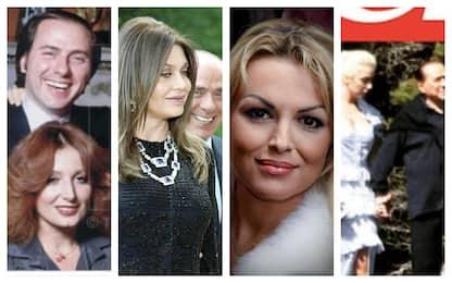 Berlusconi, tutte le donne del presidente. FOTO