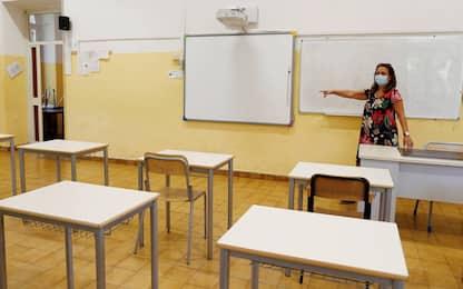 Scuola, presidi: ancora troppe criticità, a rischio apertura totale