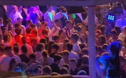 Covid, rave party in Emilia Romagna e Campania: numerose denunce