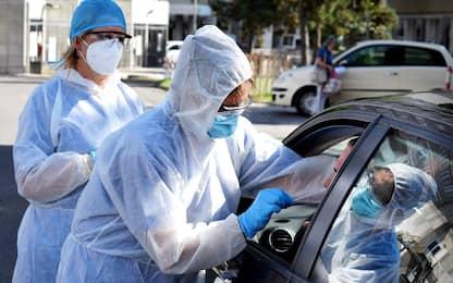 Coronavirus, in Lombardia 90 nuovi contagi su 9.963 tamponi
