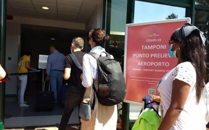 Viaggi, obiettivo voli Covid free: dal termoscanner al Green Pass