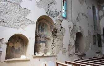 Terremoto centro Italia anniversario