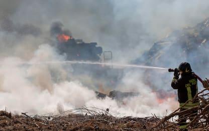 Sardegna, 13 indagati per gli incendi nel Cagliaritano: anche arresti