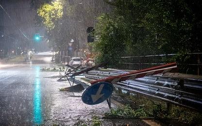 Maltempo in Lombardia, chiesto lo stato di emergenza per la Valtellina