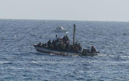 "Migranti, sbarco ""fantasma"" in provincia di Siracusa"
