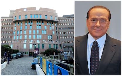 Berlusconi ricoverato, la polmonite bilaterale è tipica dei casi Covid