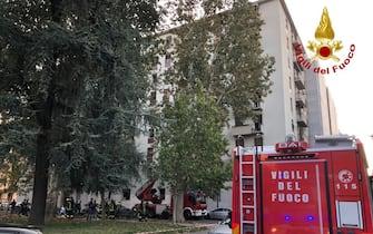 esplosione a Milano - foto dei Vigili del Fuoco (https://www.vigilfuoco.tv/lombardia/milano/milano/esplosione-appartamento)