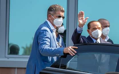 Coronavirus, Galliani: tampone negativo per Berlusconi