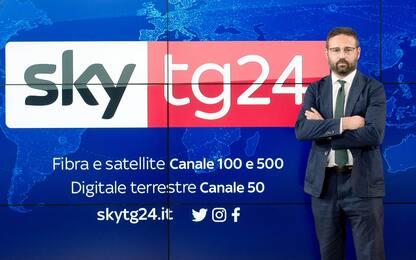 Da oggi al via i podcast di Sky TG24