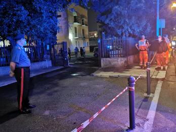 Duplice omicidio a Lecce, uccisi un arbitro e la sua compagna