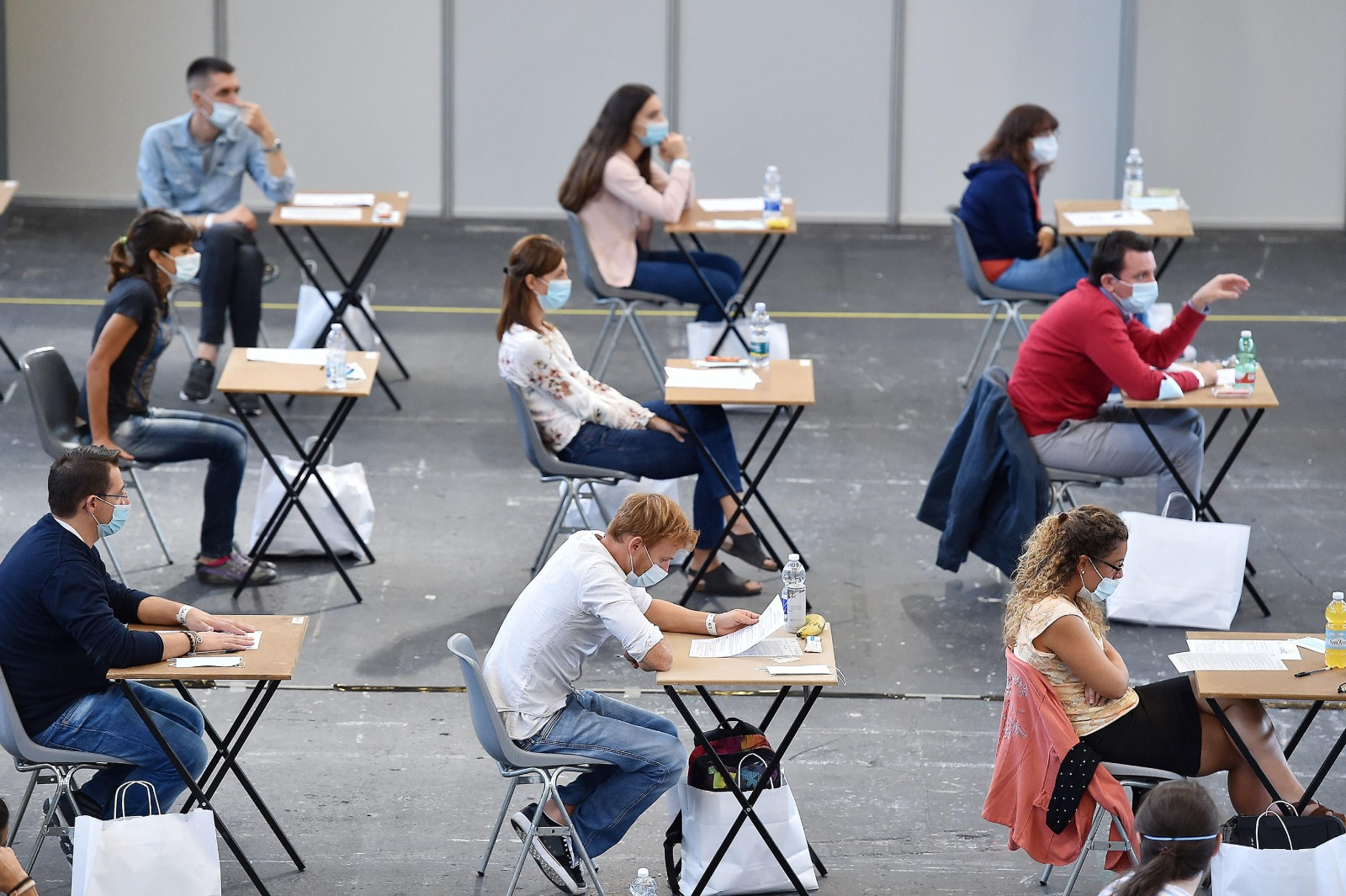 Scuola, concorso straordinario dal 22 ottobre.