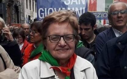 Carla Nespolo, è morta la presidente nazionale dell'Anpi