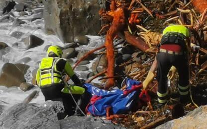 Liguria, recuperato nono cadavere. Identificati: tra loro un ligure