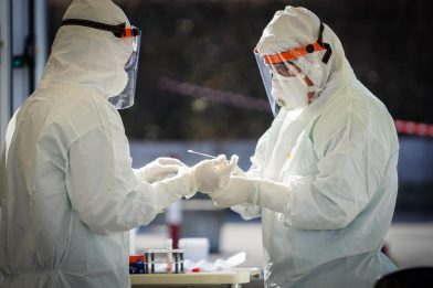 Covid, in Piemonte 606 nuovi casi su quasi 19mila tamponi