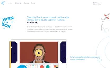 Open the Box, il progetto che porta la cultura digitale a scuola