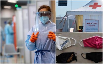 Covid, cosa rischia chi viola la quarantena o non indossa mascherina