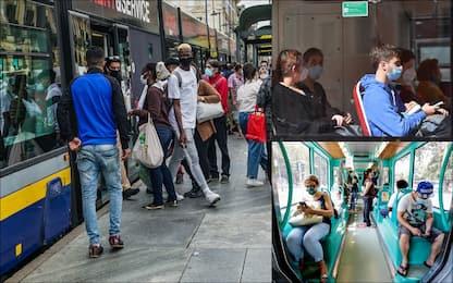 Covid, Asstra: mezzi pubblici a rischio se capienza massima ridotta