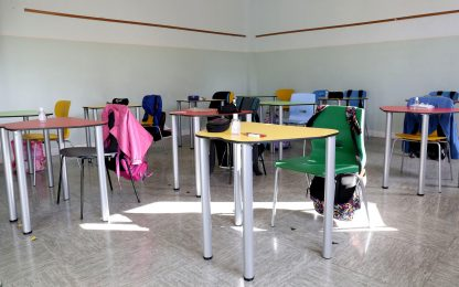 Scuola, Tar Campania: quarta e quinta elementare in presenza da domani