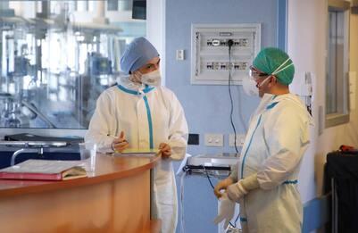 Covid: la situazione delle terapie intensive in Italia
