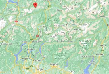 Scossa di magnitudo 3.9 in Svizzera, avvertita anche in Valtellina