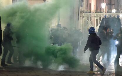 Covid, scontri a Torino il 26 ottobre: eseguite 40 misure restrittive
