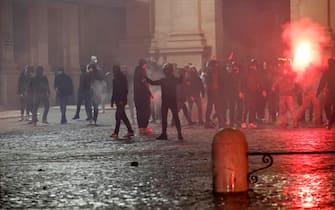Scontri Roma