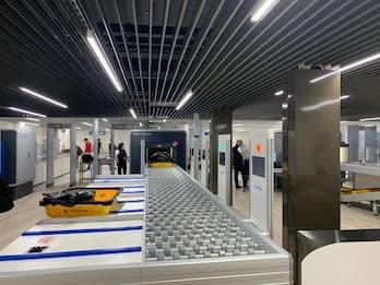 Aeroporto di Milano Linate, tac ai bagagli per viaggi più sicuri
