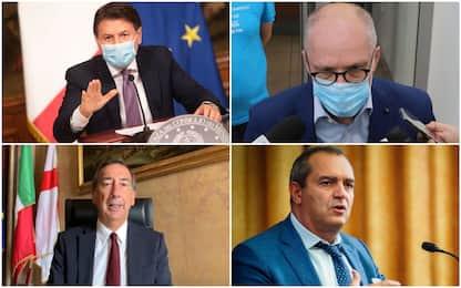 Coronavirus, chi è pro e chi è contro un nuovo lockdown in Italia