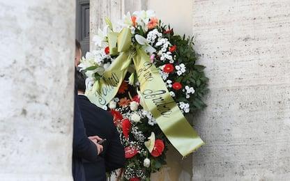 Stefano D'Orazio, a Roma funerali privati per il batterista dei Pooh